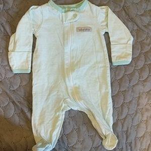 Newborn pajamas